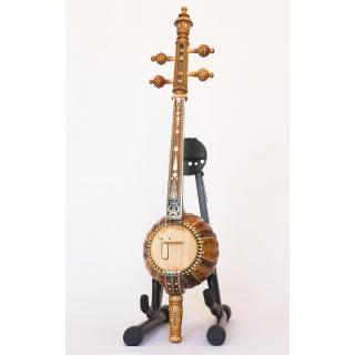 כינור מערב סין - דרך המשי מרכז אסיה